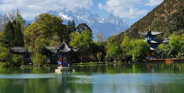 Black Dragon Pool, Lijiang - Yunnan Province