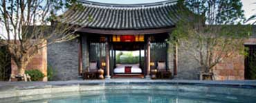 Banayan tree Hotel - five star hotel in Lijiang city, Yunnan